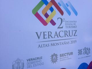 Encuentro Estatal de Turismo 2019 Orizaba, Veracruz.