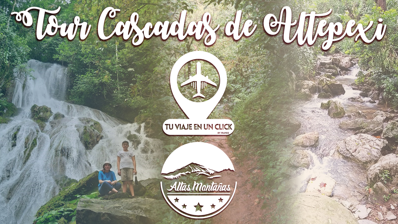 Tour Cascadas de Altepexi
