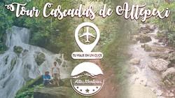Tour Cascadas de Altepexi