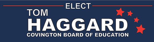 Haggard - Bumper Sticker - AI - 3in x 11