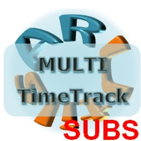 10 Pack Subs - ARUtils - TimeTracker