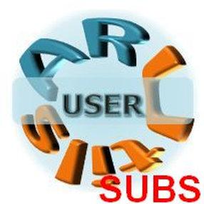 ARUtils - User Subs