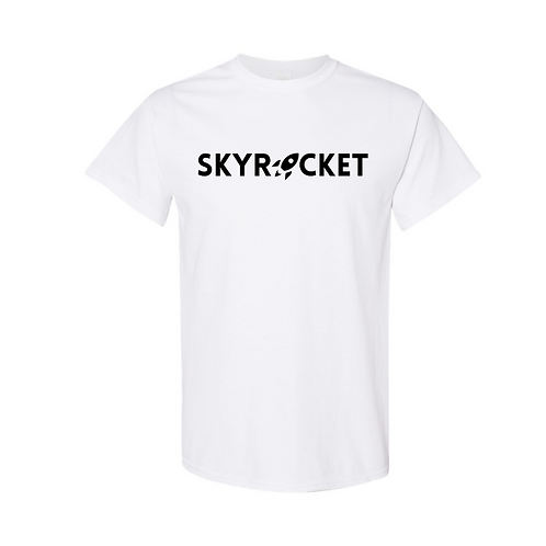 SkyRocket Logo T-shirt