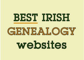 Important Irish Genealogy Websites:   Part I