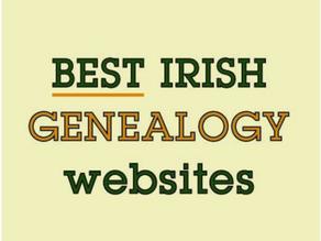 Important Irish Genealogy Websites:   Part II