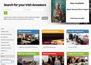 Best Genealogy Sites for Irish Research: Ulster Historical Foundation