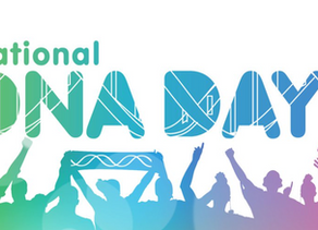 DNA Day is Saturday, April 25th
