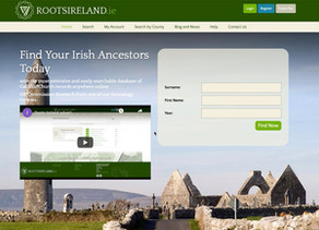 Best Genealogy Sites for Irish Research: RootsIreland.ie