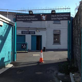 General Register Office Dublin