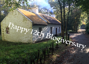 It's my 12th Blogiversary