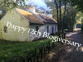 It's my 12th Blogiversary