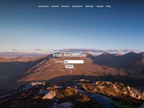IrishAncestors.ie (when you know the county)