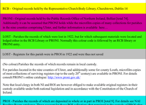 Church of Ireland Digitization Project