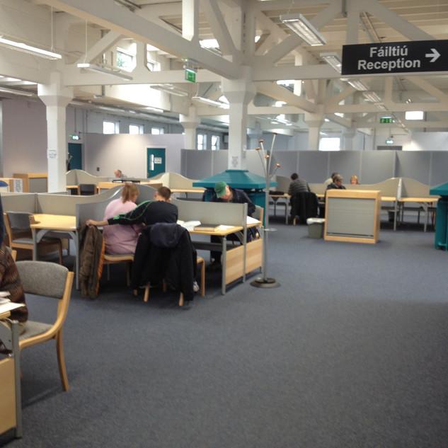 General Register Office Reading Room