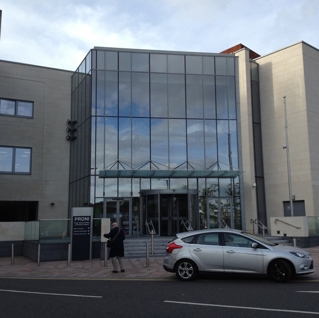 Public Records Office of Northern Ireland (PRONI)