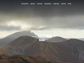 IrishAncestors.ie (when you know the locality)
