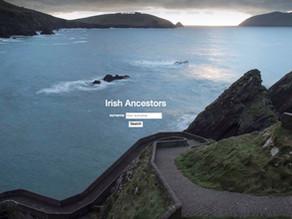 Best Genealogy Sites for Irish Research: IrishAncestors