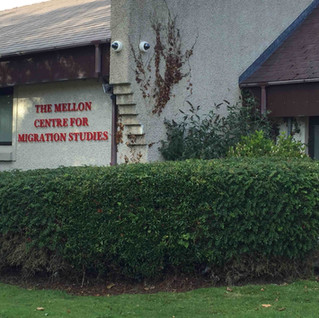 Mellon Centre for Migration Studies at the Ulster American Folk Park.jpg