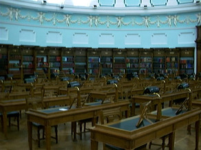 Day 6 - The National Library of Ireland