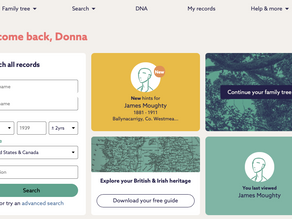 Best Genealogy Sites for Irish Research: Findmypast