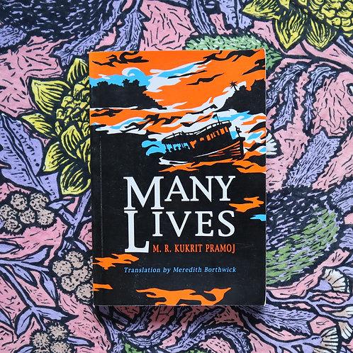 Many Lives by M R Kukrit Pramoj