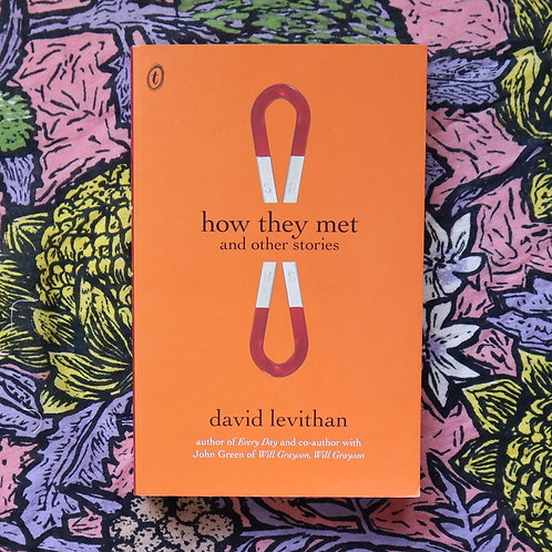How They Met by David Levithan