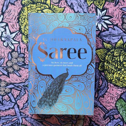 Saree by Su Dharmapala