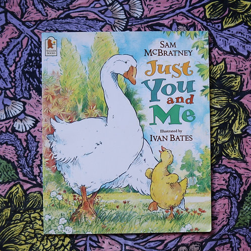 Just You and Me by Sam McBratney and Ivan Bates