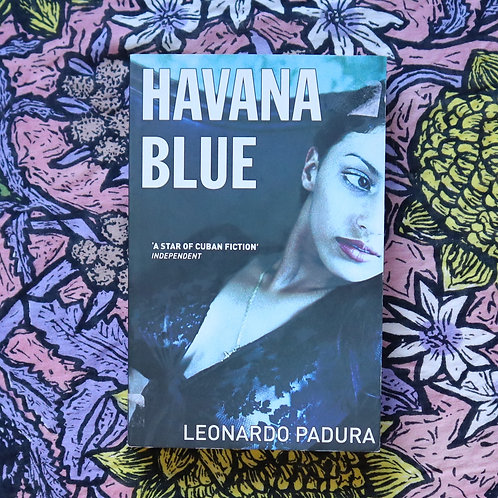 Havana Blue by Leonardo Padura