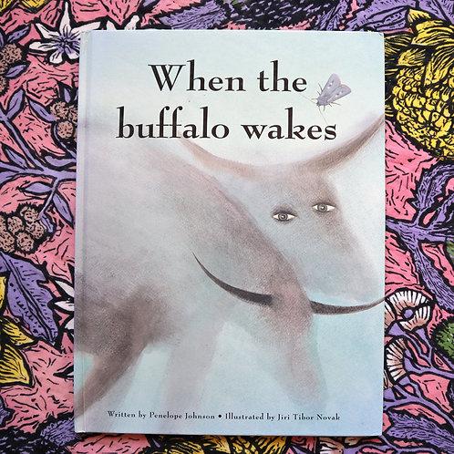 When the Buffalo Wakes by Penelope Johnson and Jiri Tibor Novak