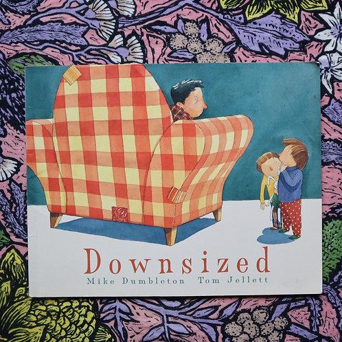 Downsized by Mike Dumbleton and Tom Jellett