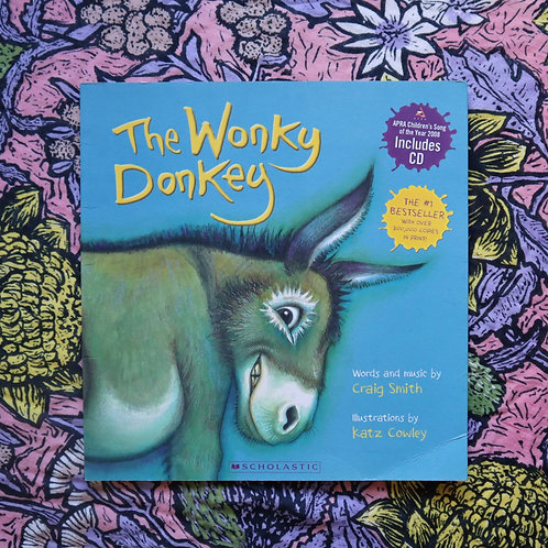 The Wonky Donkey by Craig Smith and Katz Cowley