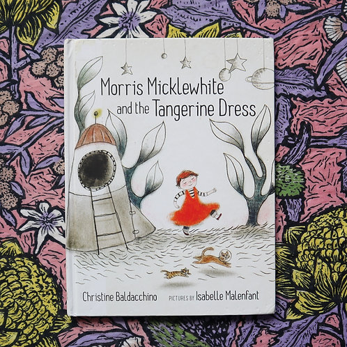 Morris Micklewhite and the Tangerine Dress by C Baldacchino & I Malenfant