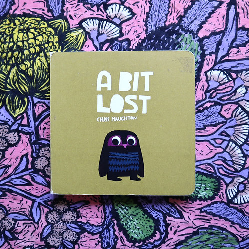 A Bit Lost by Chris Houghton