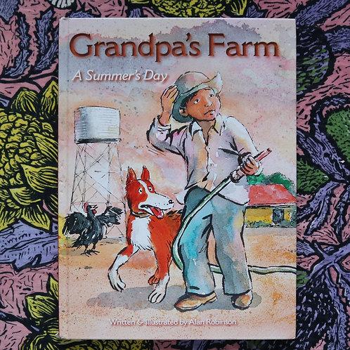 Grandpa's Farm by Alan Robinson