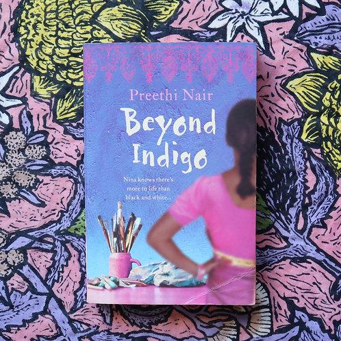 Beyond Indigo by Preethi Nair