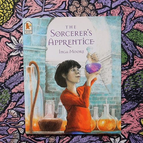 The Sorcerer's Apprentice by Inga Moore