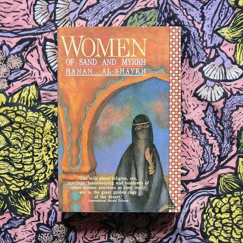 Women of Sand and Myrrh by Hanan Al-Shaykh