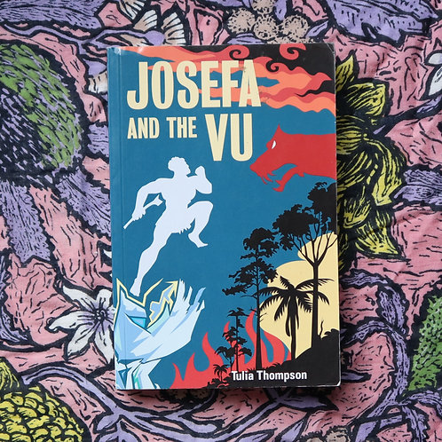 Josefa and the Vu by Tulia Thompson
