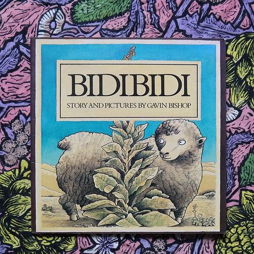 Bidibidi by Gavin Bishop