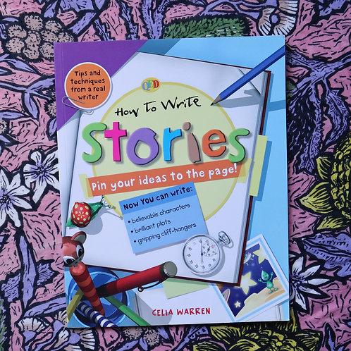 How To Write Stories by Celia Warren