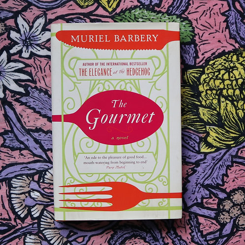 The Gourmet by Muriel Barbery