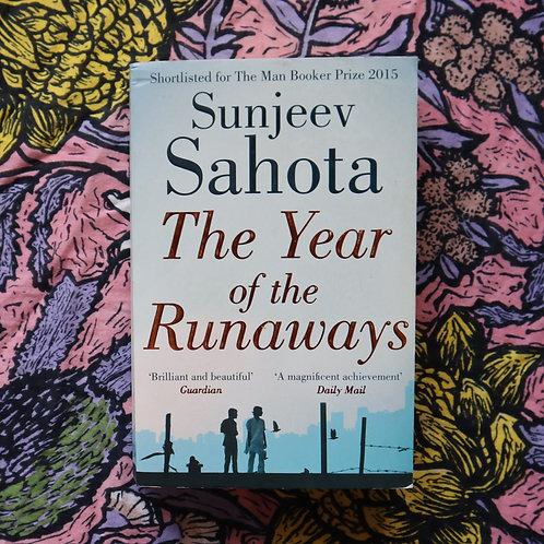 The Year of Runaways by Sunjeev Sahota