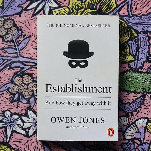 The Establishment by Owen Jones