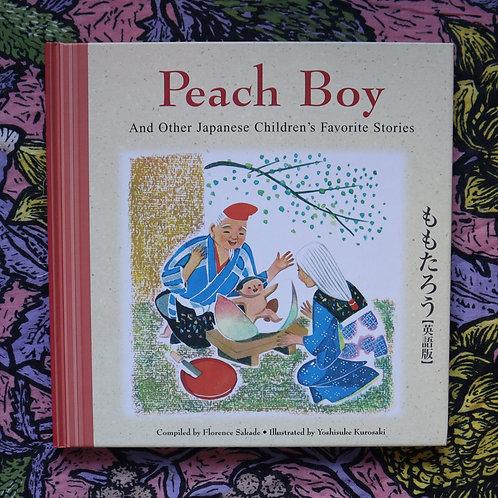 Peach Boy by Florence Sakade and Yoshisuke Kurosaki