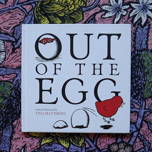 Out of the Egg by Tina Matthews