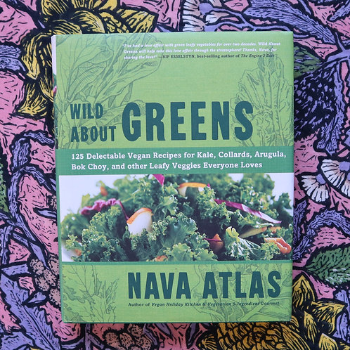 Wild About Greens!