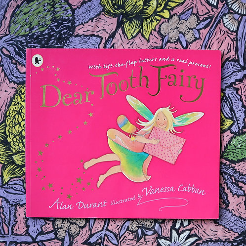 Dear Tooth Fairy by Alan Durant and Vanessa Cabban