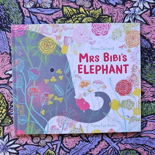 Mrs Bibi's Elephant by Reza Dalvand