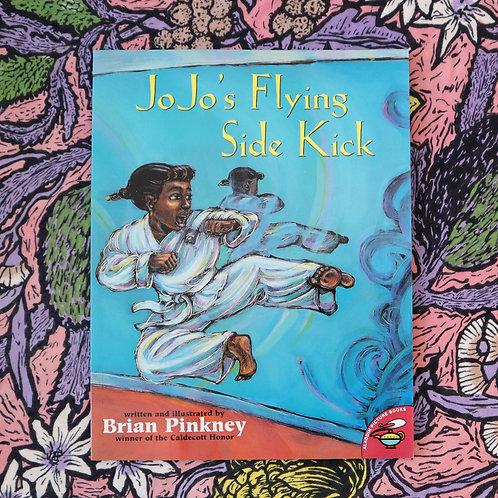 JoJo's Flying Side Kick by Brian Pinkney